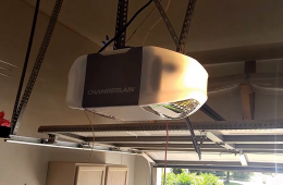 Quiet Garage Door Opener