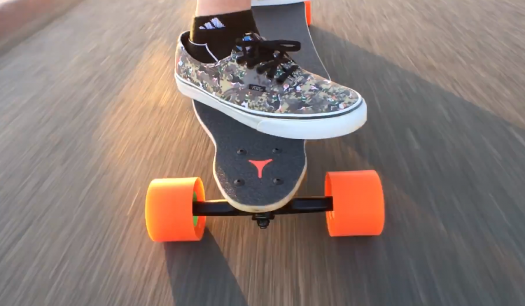 Electric longboards