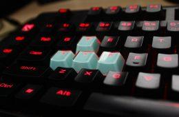Quiet Gaming Keyboards
