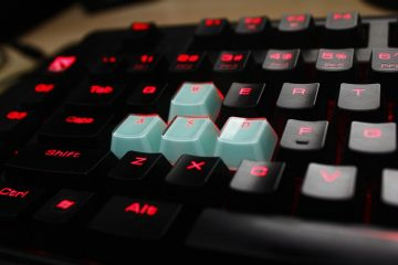 Quiet Gaming Keyboards