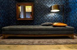 Dark Couch